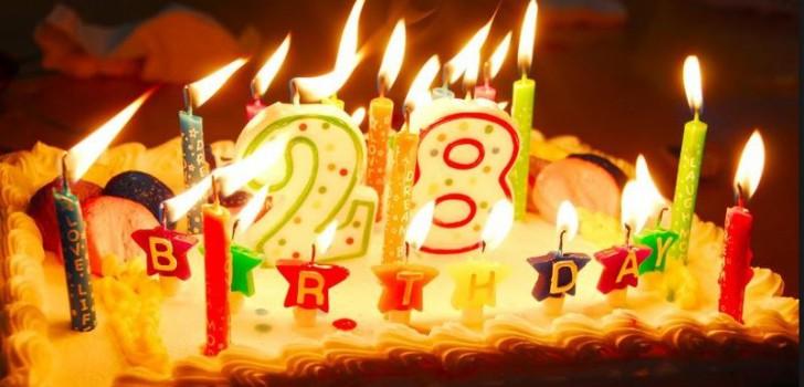 Подарок на день рождения 28 лет девушке
