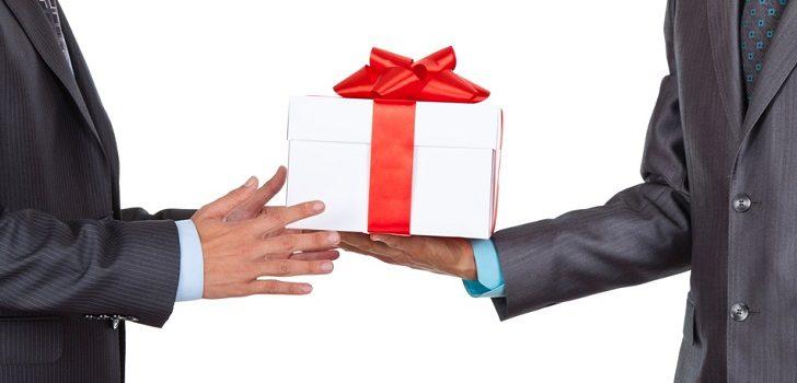 Исчисление НДФЛ с подарков