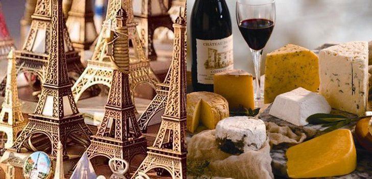 Что можно привезти в подарок из франции