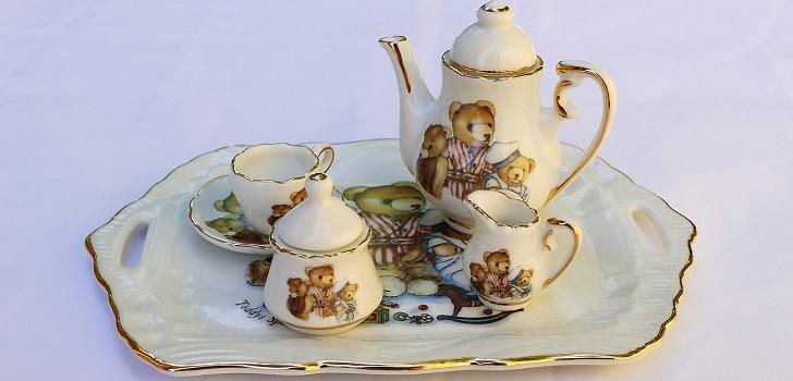 Чайный сервиз в подарок