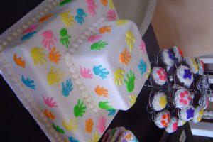 Торт в презент