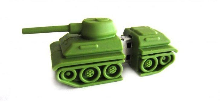 Подарок на день рождения танкисту