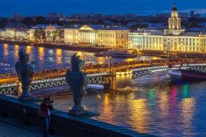 Каникулы в Санкт-Петербурге