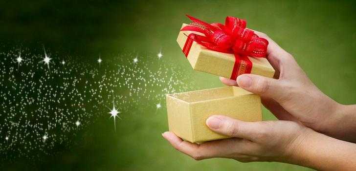 В чем секрет подарка 4