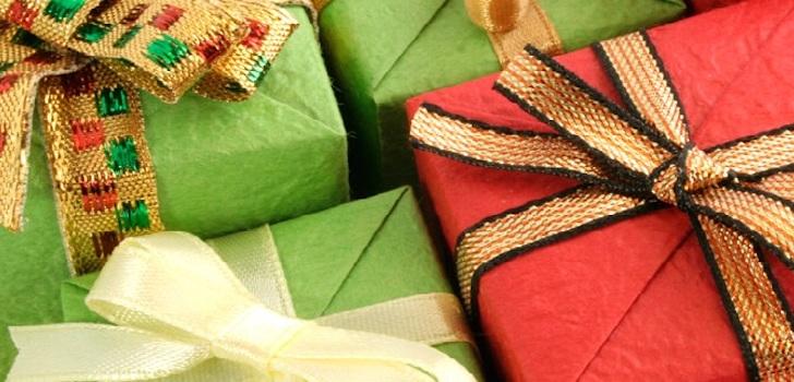 Как вы необычно вручали подарки 68