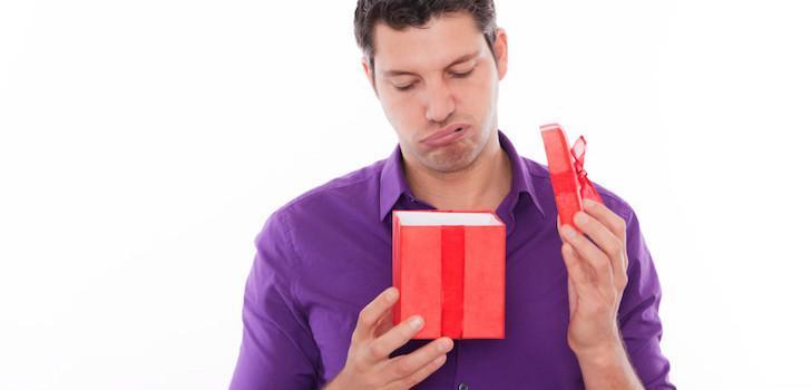 Какой подарок самый худший