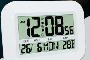 Электронный календарь -часы