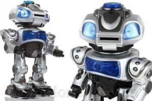 Интерактивный робот Электрон на голосовом управлении