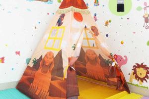 Раскладная палатка для игр