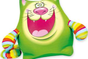 Подушка-игрушка антистрессовая