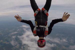 Прыжок с аэроплана