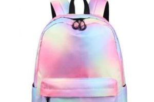 Радужный рюкзак