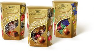 Коробка конфет в презент