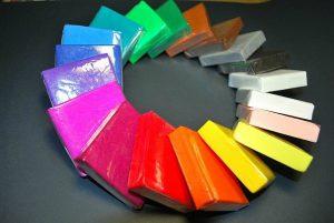 Цветной термопластик