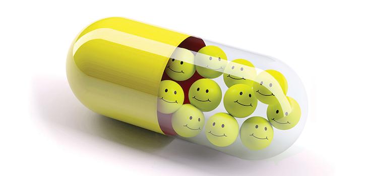 Таблетки красивые