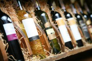 Вино в презент