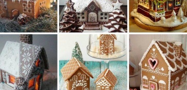 Идеи новогоднего пряничного домика