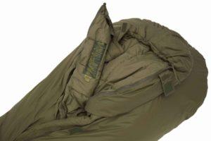 Армейский зимний спальный мешок