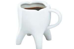 Чашка-зуб
