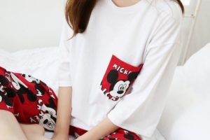 Пижама H&M Mickey Mouse
